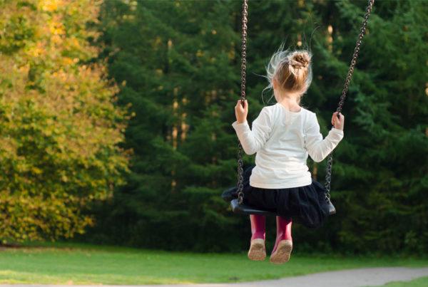 nurture happy confinement children